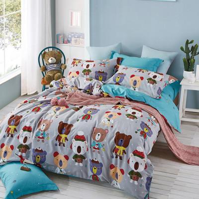 Комплект постельного белья Asabella 1292-4S (размер 1,5-спальный)