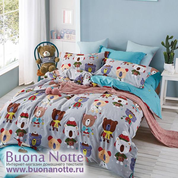 Комплект постельного белья Asabella 1292-4XS (размер 1,5-спальный)
