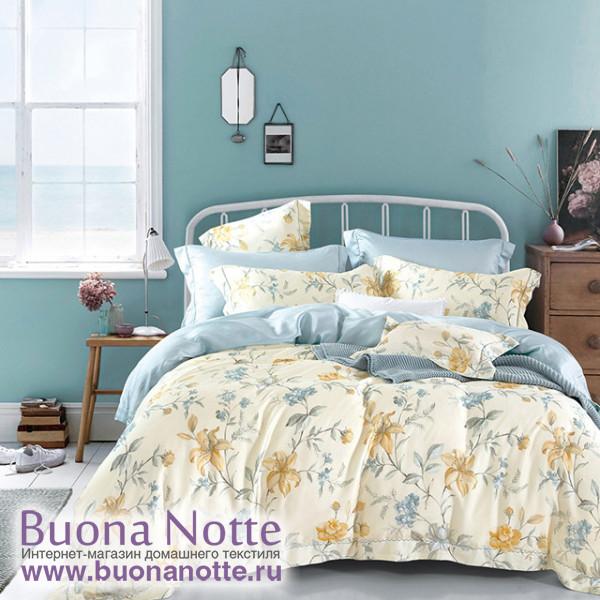 Комплект постельного белья Asabella 1296 (размер евро)