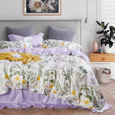 Комплект постельного белья Asabella 1299 (размер евро-плюс)