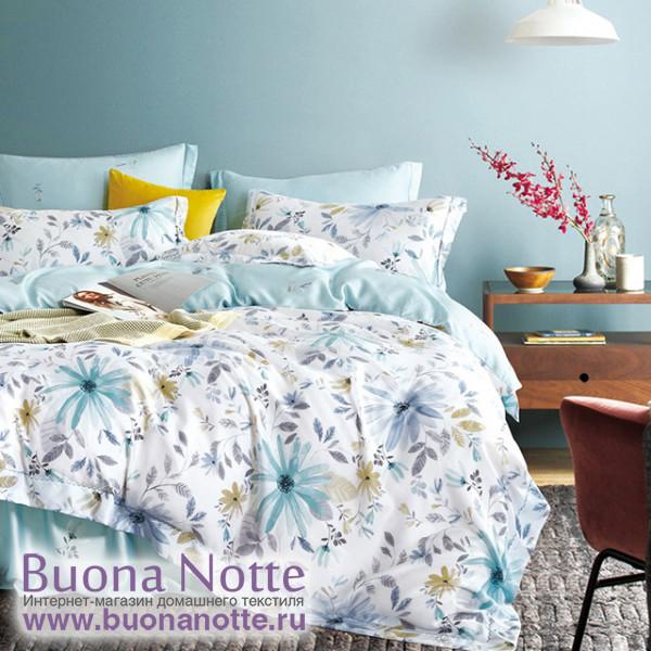 Комплект постельного белья Asabella 1300 (размер евро)