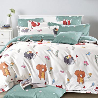 Комплект постельного белья Asabella 1344-4S (размер 1,5-спальный)