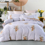 Комплект постельного белья Asabella 1346/180 на резинке (размер евро)