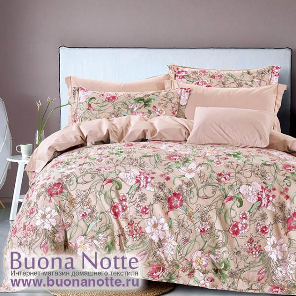 Комплект постельного белья Asabella 1365 (размер 1,5-спальный)