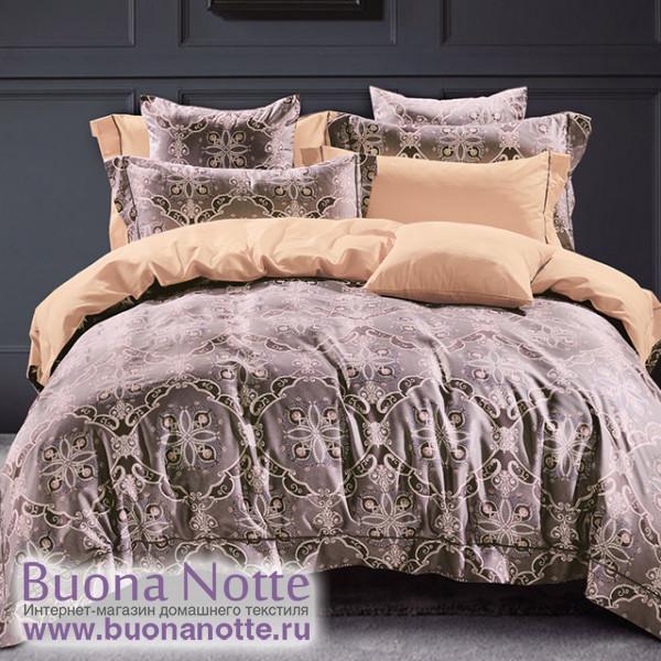 Комплект постельного белья Asabella 1371 (размер семейный)