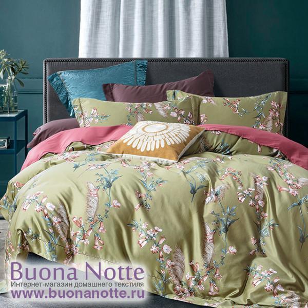 Комплект постельного белья Asabella 1377 (размер евро)
