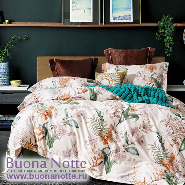 Комплект постельного белья Asabella 1378 (размер евро)