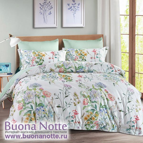 Комплект постельного белья Asabella 1380 (размер евро)