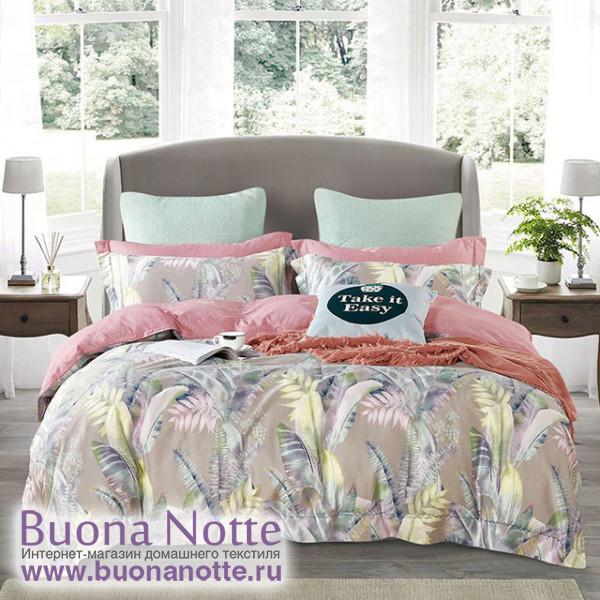 Комплект постельного белья Asabella 1405 (размер евро-плюс)