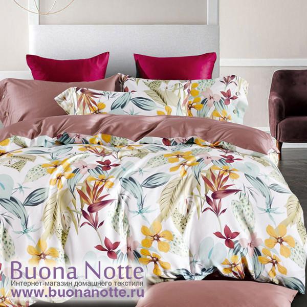 Комплект постельного белья Asabella 1437 (размер 1,5-спальный)