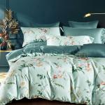 Комплект постельного белья Asabella 1440/180 на резинке (размер евро)