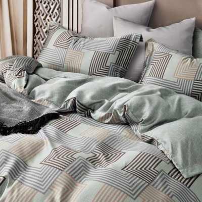 Комплект постельного белья Asabella 1446 (размер евро)