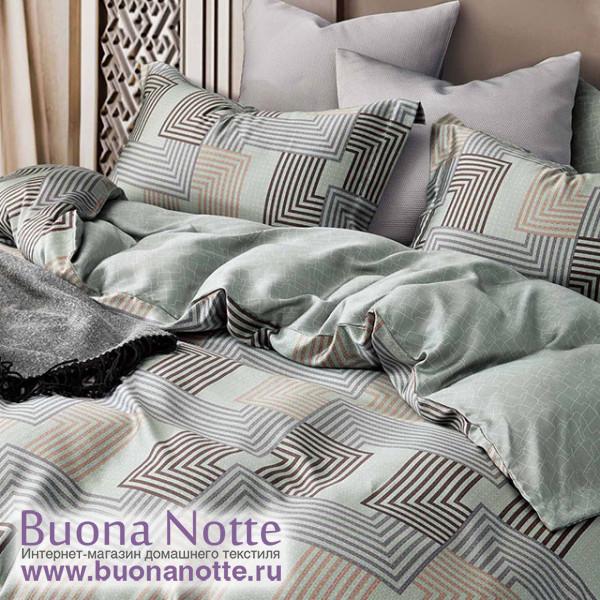 Комплект постельного белья Asabella 1446 (размер 1,5-спальный)