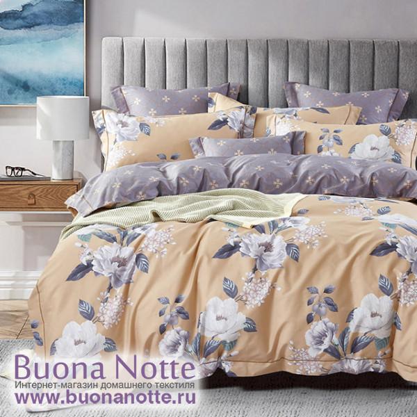 Комплект постельного белья Asabella 1462 (размер евро)