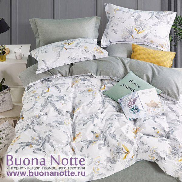 Комплект постельного белья Asabella 1497 (размер евро-плюс)