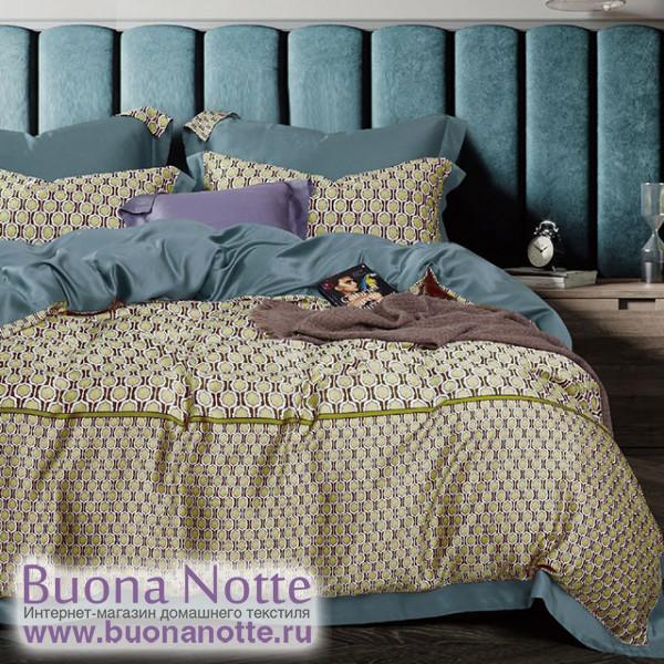 Комплект постельного белья Asabella 1524 (размер евро-плюс)