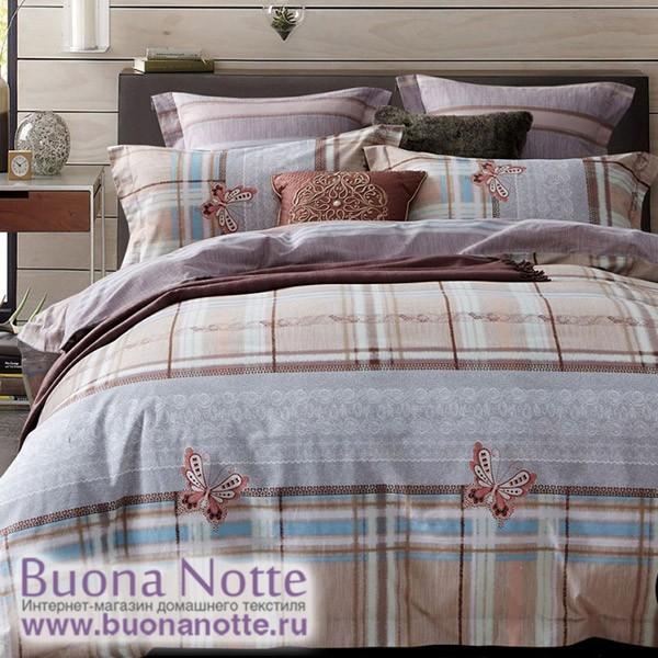 Комплект постельного белья Asabella 156 (размер евро)