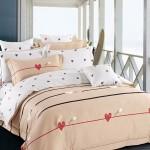 Комплект постельного белья Asabella 165-S (размер 1,5-спальный)