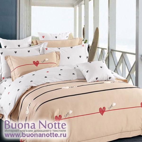 Комплект постельного белья Asabella 165-XS (размер 1,5-спальный)
