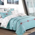 Комплект постельного белья Asabella 166 (размер евро)