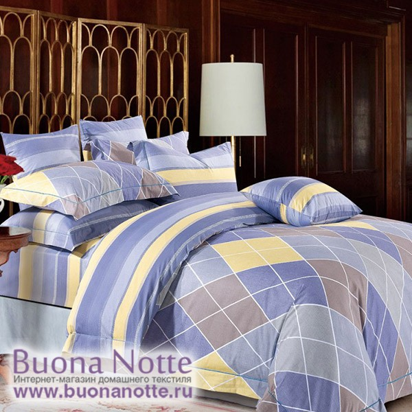 Комплект постельного белья Asabella 167 (размер евро)