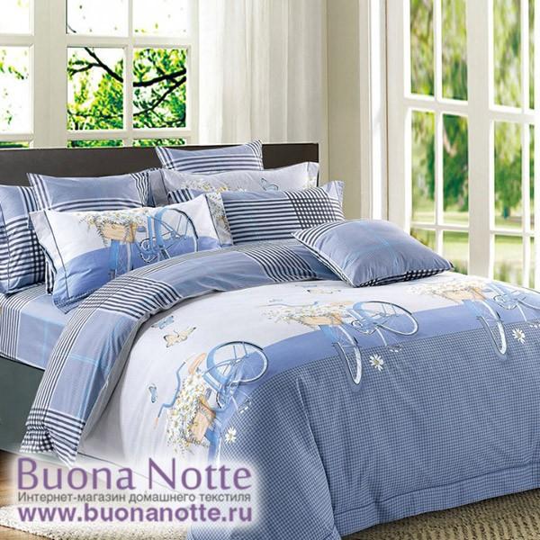 Комплект постельного белья Asabella 174 (размер евро)