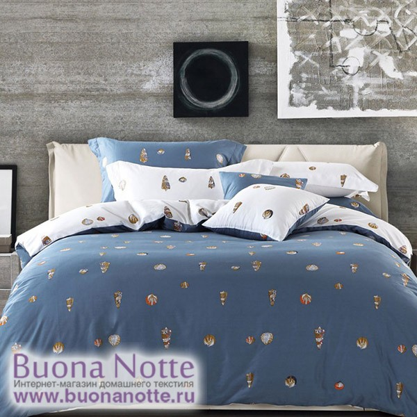 Комплект постельного белья Asabella 179 (размер евро)