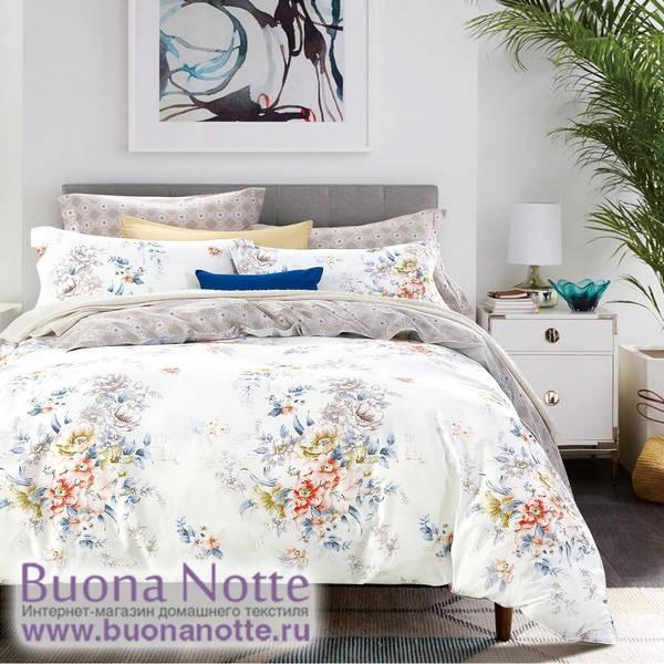 Комплект постельного белья Asabella 181 (размер евро)