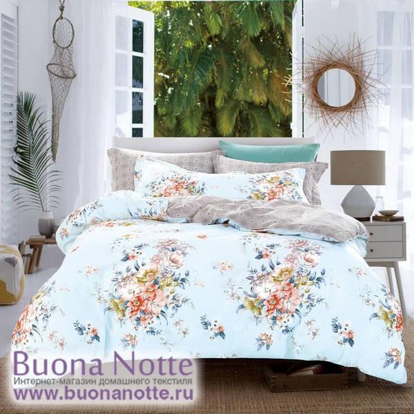 Комплект постельного белья Asabella 182 (размер евро)