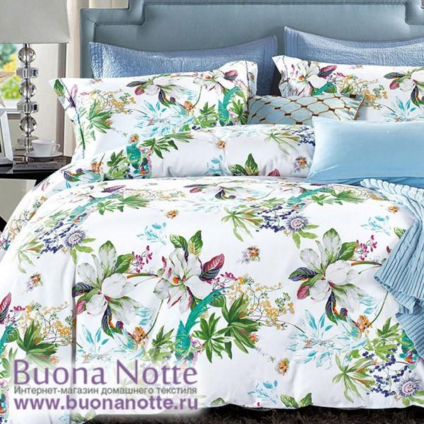 Комплект постельного белья Asabella 185 (размер евро)