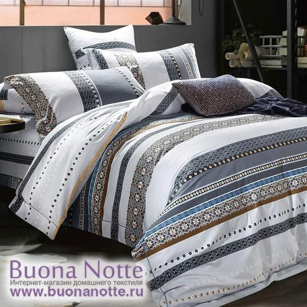 Комплект постельного белья Asabella 186 (размер евро)