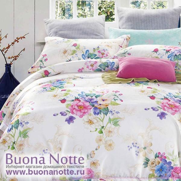 Комплект постельного белья Asabella 188 (размер евро)