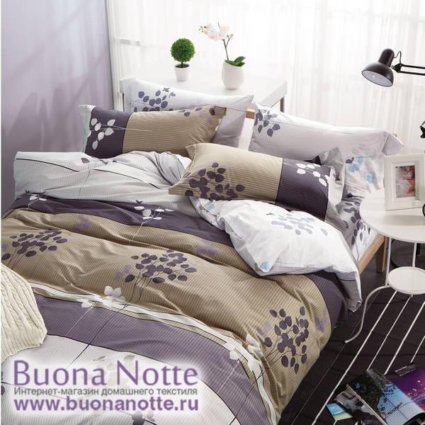 Комплект постельного белья Asabella 192 (размер евро)