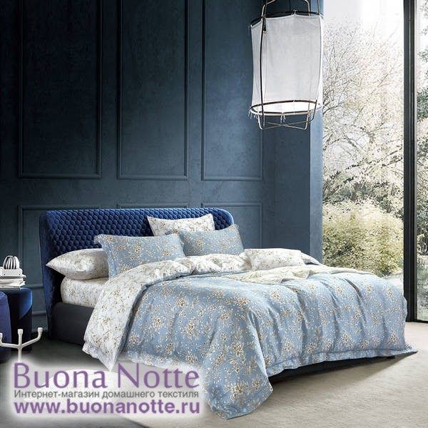 Комплект постельного белья Asabella 193 (размер евро)