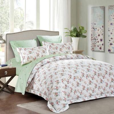 Комплект постельного белья Asabella 194 (размер евро-плюс)