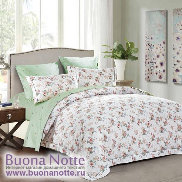 Комплект постельного белья Asabella 194 (размер евро)
