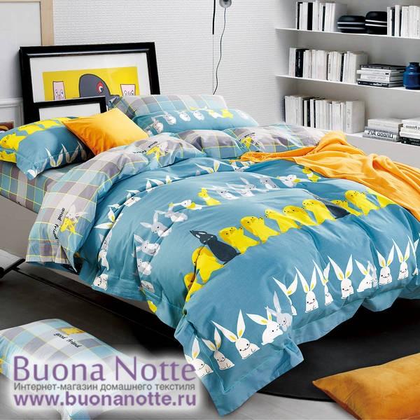 Комплект постельного белья Asabella 200-XS (размер 1,5-спальный)