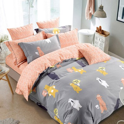 Комплект постельного белья Asabella 202-4XS (размер 1,5-спальный)