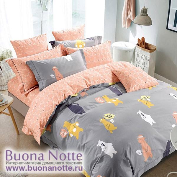 Комплект постельного белья Asabella 202-XS (размер 1,5-спальный)