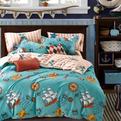 Комплект постельного белья Asabella 203-S (размер 1,5-спальный)