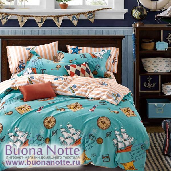 Комплект постельного белья Asabella 203-XS (размер 1,5-спальный)