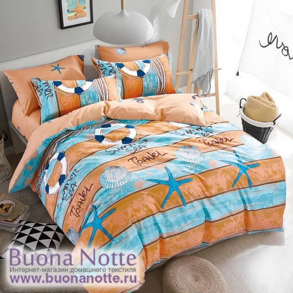 Комплект постельного белья Asabella 204-S (размер 1,5-спальный)