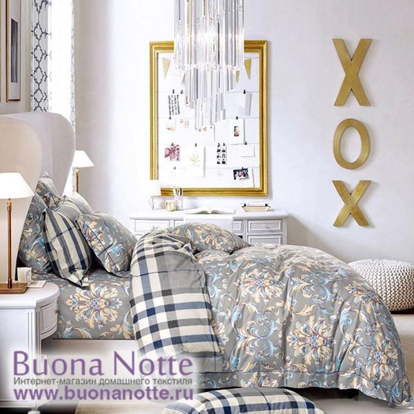 Комплект постельного белья Asabella 207 (размер евро)