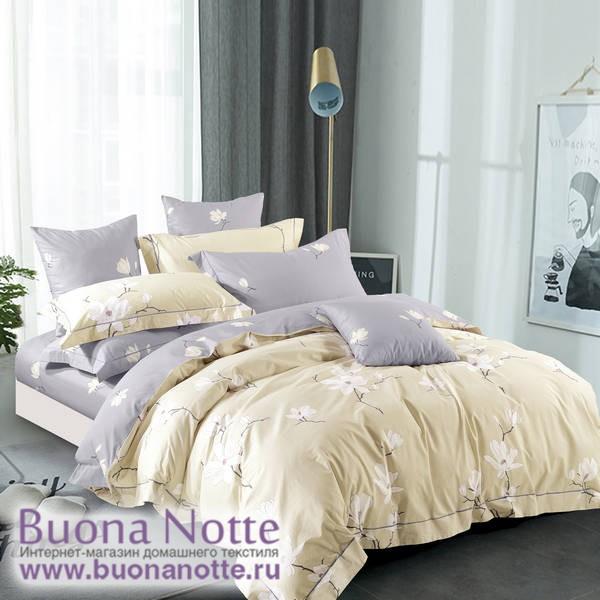 Комплект постельного белья Asabella 208 (размер евро)