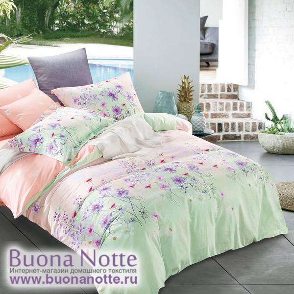 Комплект постельного белья Asabella 211 (размер евро)