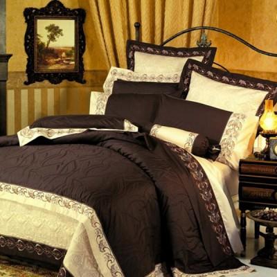 Комплект постельного белья Asabella 233 (размер евро-плюс)