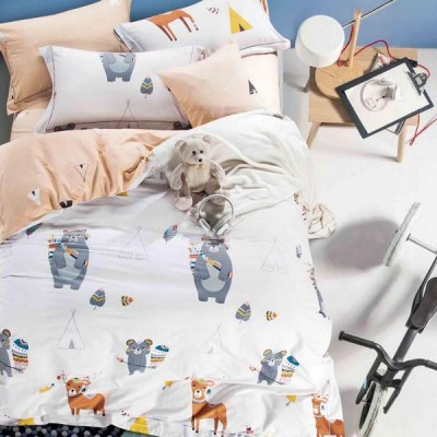 Комплект постельного белья Asabella 244-S (размер 1,5-спальный)