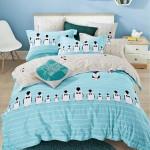 Комплект постельного белья Asabella 246-4S (размер 1,5-спальный)