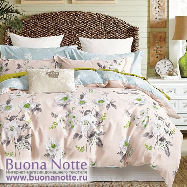 Комплект постельного белья Asabella 247 (размер евро)