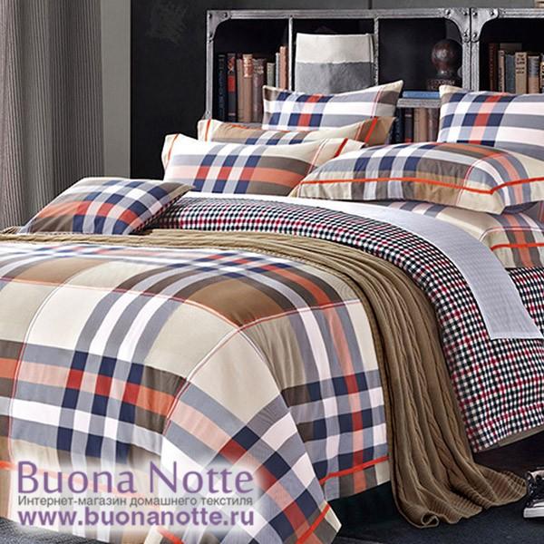 Комплект постельного белья Asabella 254 (размер 1,5-спальный)